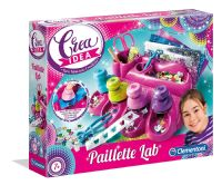 Clementoni Paillette Lab Creative Cuttting Machine Children's Craft Set